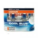 Osram Cool Blue Hyper+ H11 5000K