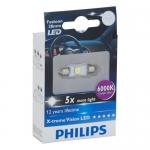 Philips X-Treme Vision C5W 38мм 6000K